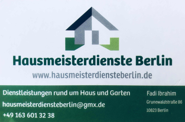 Hausmeisterdienste Berlin Dienstleistungen Rund Um Haus Und Garten
